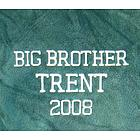 Personalized Big Brother or Big Sister Fleece Blanket