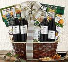 Steeplechase Red Wine Quartet Gift Basket