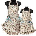 Matching Mother Daughter Felicity Aprons
