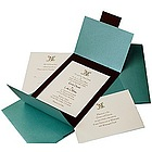 Caspian Sea Wedding Invitations