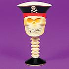Pirate Skull Goblets