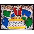 Happy Birthday Sugar Cookie Gift Tin
