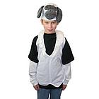 Lamb Hat Vest Costume