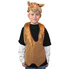 Camel Hat Vest Costume