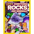 Everything Rocks and Minerals Book