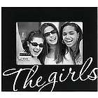 The Girls Black Picture Frame