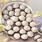 Coconut Chocolate Drops Large Gift Tin