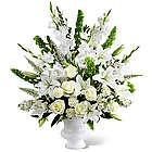 FTD Morning Stars Funeral Arrangement