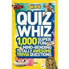 National Geographic Kid's Quiz Whiz Book