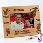 Personalized NBA Wood Picture Frame