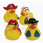 Pirate Rubber Duckies