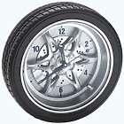 Tire Rim Gear Clock