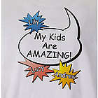 My Kids Are Amazing Personalized T-Shirt