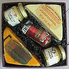 Taste of Wisconsin Cheese and Sausage Gift Basket