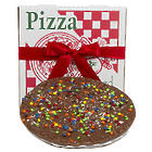 Gourmet Milk Chocolate Pizza