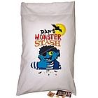 Monster Stash Trick or Treat Sack