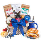 Gourmet Breakfast for Dad Gift Basket
