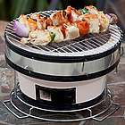 Round Yakatori Charcoal Grill