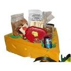 Cheesehead Gift Basket