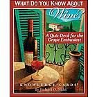 Wine Trivia Cards