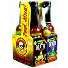 Blair's Death Sauce Minis 4 Pack
