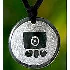 Toj Maya Karma Jade Pendant Necklace