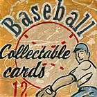 Baseball Cards Wall Art