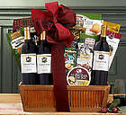 Hobson Estate Red Wine Trio Gift Basket