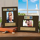 Just for Him Personalized Frame