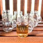 Personalized Mini Drinking Jar Shot Glasses