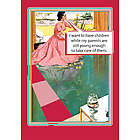 Parents Still Young Mother's Day Card