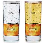 Scotch & Soda Diagram Glasses