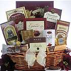 Peace & Prosperity Medium Holiday Christmas Chocolate Gift Basket