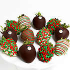 Gourmet Winter Chocolate Covered Strawberries