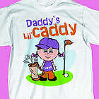 Lil' Girl Caddy Youth T-Shirt