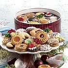 Holiday Cookies in 2 1/4 Pound Tin