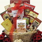 Snack Attack Small Gourmet Snacks Gift Basket