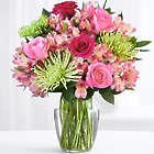 Birthday Frills Floral Bouquet