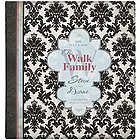 Personalized Vintage Damask Photo Album