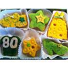 Green Bay Packers Donald Driver Dancing with the Stars Cookies