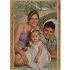 Personalized Family Photo Tapestry Throw Blanket