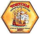 Tortuga Original Golden Walnut Rum Cake
