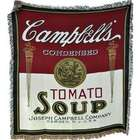 Campbell's Soup Cozy Throw Blanket