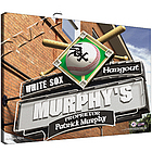Personalized Canvas MLB Sports Pub Print