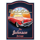 1957 Chevrolet Personalized Sign