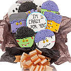 Crazy for You Halloween Cookie Bouquet