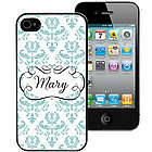 Brocade Personalized iPhone 4 Case