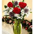 Let It Snow Mixed Bouquet