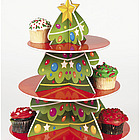 Christmas Tree Cupcake Holder