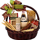 Dinner and Chianti Classic Gift Basket